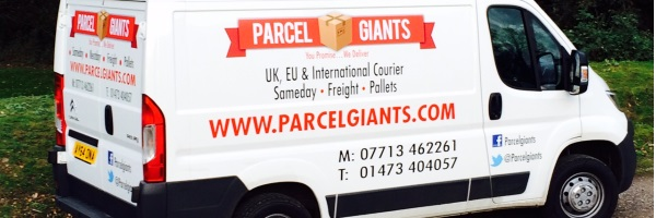 importing goods, duties and VAT, Parcelgiants